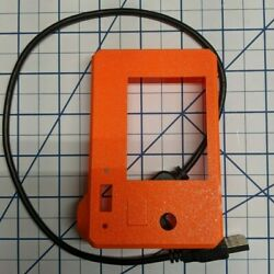 Prusa Mini LCD housing upgrade with USB port and extension cable $12.99