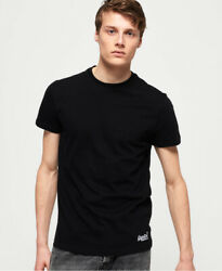 Superdry Mens Vintage Embroidery T Shirt $10.00
