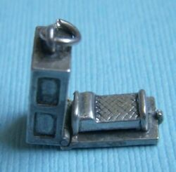 Vintage 40#x27;s movable Murphy bed wall bed sterling charm $49.99