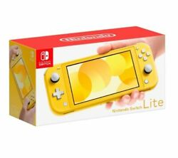 Nintendo Switch Lite Handheld Console 32GB  - Yellow - Brand New - In Stock Now! $245.00