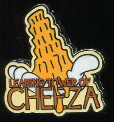 Leaning Tower of Cheeza from A Goofy Movie Icons 4 Pin Set Disney Pin $8.95