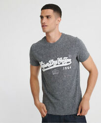 Superdry Mens Embroidered Tokyo Classics T-Shirt $16.43