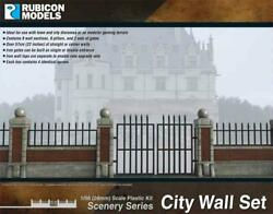 Rubicon Models 283003 City Brick Wall Set 1 56 28mm WW2 Bolt Action $19.99