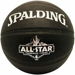 Spalding Outdoor performance game LEATHER Basketball street ball 27.5quot; $29.99