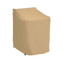 Classic Accessories Terrazzo Stackable Patio Chair Cover $27.45