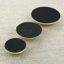 345'' Car M14 Backing Plate Hook & Loop Polisher Buffing Pad 75mm-125mm $3.68