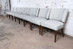 Gilbert Rohde for Herman Miller Art Deco Dining Chairs Fully Restored $11995.00