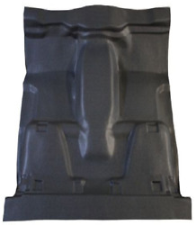 ACC Black Vinyl Floor For 90 96 F 250 Ford Ext Cab Electric 4WD REPLACES CARPET $225.72