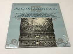 The Gatti Casazza Years II 1921-1935 100 Yrs Of Great Artists At The Met Vinyl $7.99