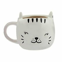 Paladone Happy Cat Heat Changing Ceramic Coffee Mug $14.00