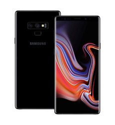 SAMSUNG GALAXY NOTE 8 SM-N950U 64GB BLACK FACTORY UNLOCKED VERIZON AT $319.00