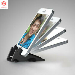 Universal Adjustable Portable Foldable Rotation Triangle Card Type Stable Pocket $5.99