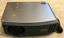 Sony Bravia 3LCD Projector VPL-AW15 Less than 50 hours use! $440.00