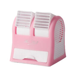 1xMini Air Conditioner Portable Air Conditioning Fan Low Noise Home Cooler $19.66
