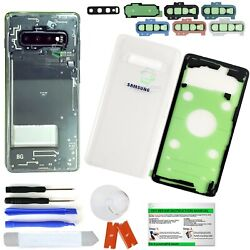 Clear Transparent Back Glass Replacement IP68 Tools for Samsung Galaxy S10 e $14.95