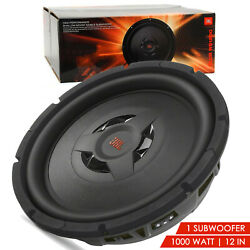 New JBL CLUB WS1200 1000 Watts 12