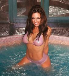 KRISTA ALLEN IN A HOT TUB WITH A BIKINI ON $1.50