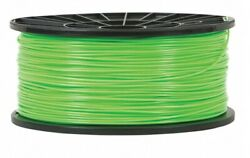 ABS 1.75mm GREEN 1kg 3D Printer Filament for 3D Printers - SALE $17.00