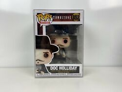 Funko Pop! Doc Holiday #852 Tombstone Doc Holliday with protector $19.99