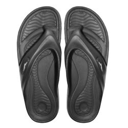 Men's Sport Casual Shower Sandal Poolside Beach Flip Flops Thongs Slippers $11.99