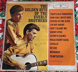 """Classic Rock""   ""The Everly Brothers""       ""The Golden Hits"""