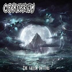 ID72z - Opprobrium - The Fallen Entities - CD - New