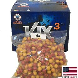 Kix Paintballs 500 Rounds Red and Yellow with Yellow Fill BUY 1 GET 1 FREE $20.95