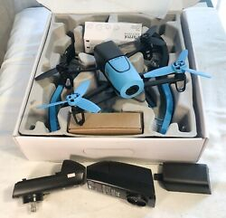 Parrot Bebop Quadcopter Camera Drone 14MP Full HD 1080p Blue In BOX $165.00