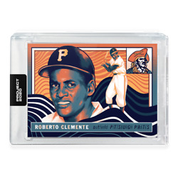 PRESALE Topps Project 2020 #103 Roberto Clemente Pittsburgh Pirates Matt Taylor