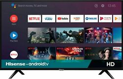Hisense 32quot; Class H5500 Series LED HD Smart Android TV $119.99