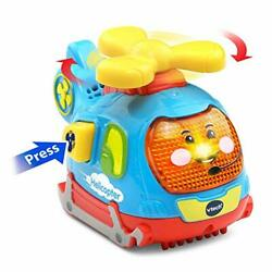 VTech Go Smart Wheels Helicopter Baby Toddler Kids Toy Sounds Light Up Gift New $31.16