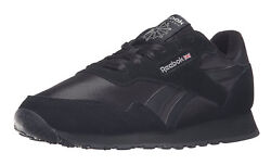 Reebok Classic Royal Nylon Black Carbon Mens Running Tennis Shoes BD1554 $50.95