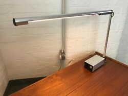 Iconic Gerard Abramowitz Desk Lamp By Best & Lloyd Rare True Vintage $1,771.88