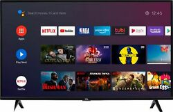 TCL 40quot; Class 3 Series Full HD Smart Android TV $189.99
