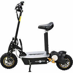 MotoTec 2000w 48v Folding Electric  Scooter, 265 Cap. Make Offer! $809.00