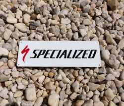 Specialized Bike Bicycle BMX Garage Shop Man Cave METAL SIGN 4x12 50201 $18.95