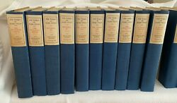 The Works of Mark Twain Gabriel Wells Definitive Edition 1922 No.860 Vol. 1-35