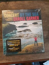 The Complete Concert by the Sea Live by Erroll Garner 3CD Columbia NEW $12.99