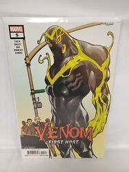 Venom First Host #5 Second Printing Sleeper Cover Marvel Comics $17.99