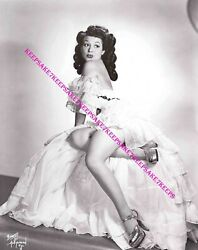 EXOTIC STRIPTEASE DANCER ROSE LA ROSE LEGGY 8x10 PHOTO S-RL ROSE $6.50