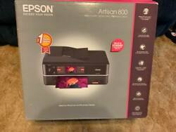 Epson Artisan 800 All-In-One Inkjet Printer Wireless Rarely Used $369.00