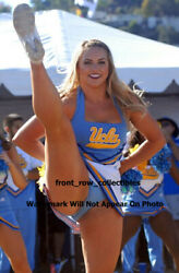Sexy 4 x 6 Unsigned NFL Cheerleader Photo UCLA College Cheerleader FRC48
