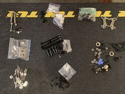 TLR 8X E Parts Lot New From Kit $100.00