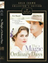The Magic of Ordinary Days (DVD) - NEW!! $4.45
