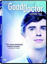 THE GOOD DOCTOR TV SERIES COMPLETE SEASON TWO 2 (DVD) New Factory Sealed  $14.95