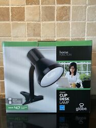 Home Function Clip Desk Lamp With Bulb $11.80