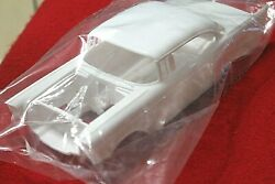 Model Car Parts (CLASSIS 57 BEL-AIR). BodyGlass Chrome InteriorCHASSIS STOCK $17.95