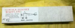 Vtg. R N Models Lincoln Beachey Monoplane; Balsa Kit; Excellent Condition $44.99