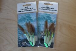 Sea Fishing Lures with Flectors GBP 5.00