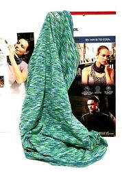 MISSION COOLING ~MULTI-COOL~WrapGaiter ~10